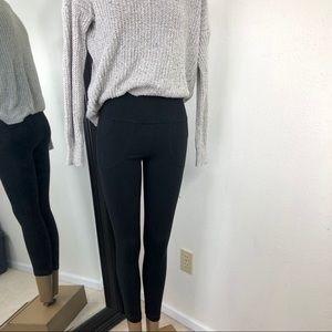 lululemon athletica Pants - Lululemon Skinny Black Will Pants Sz.4